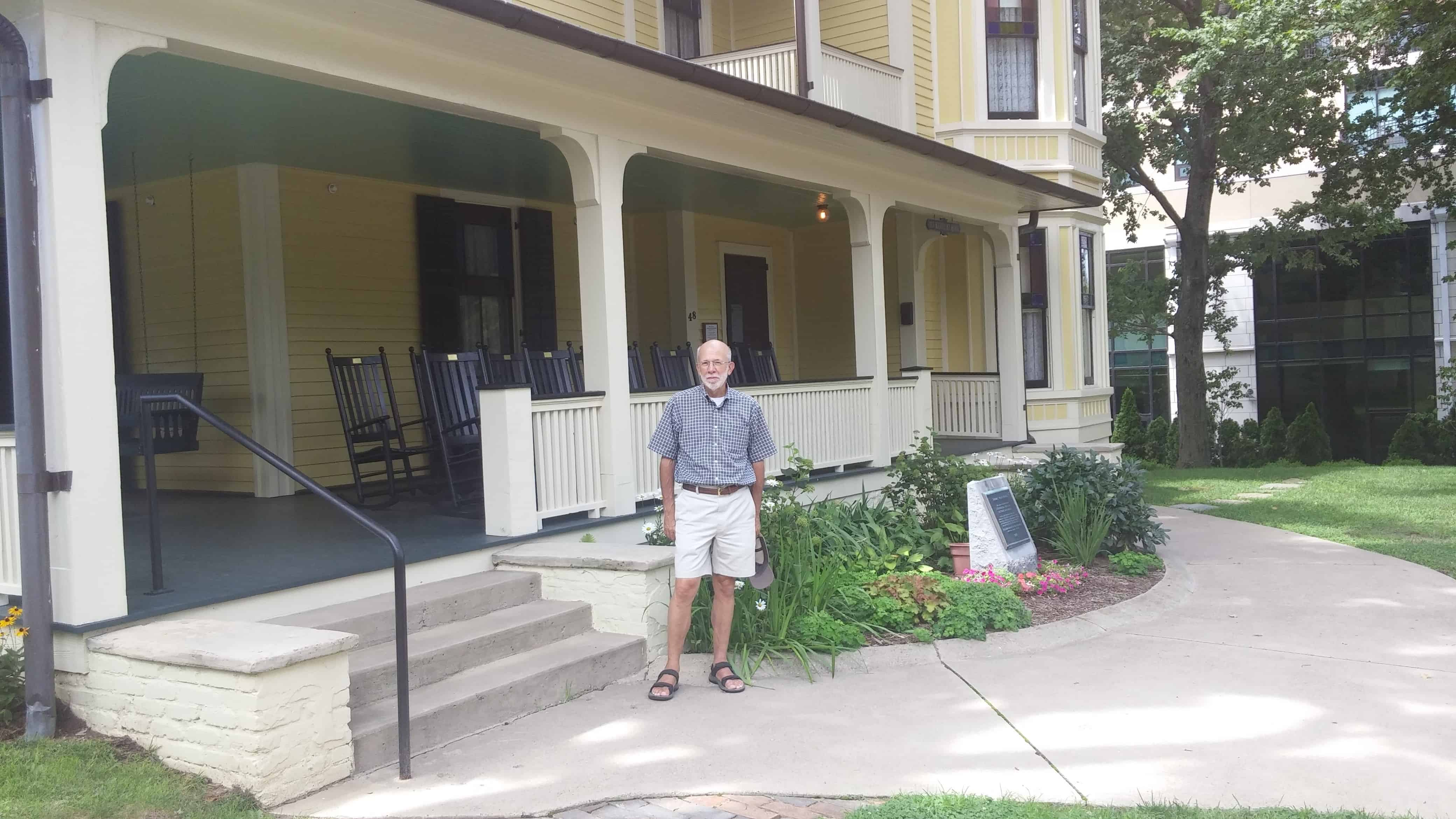 Thomas Wolfe's House