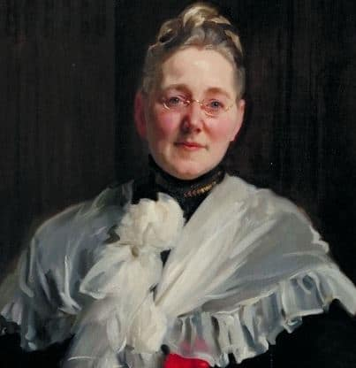 Baltimore 19th Century Female Philanthropist