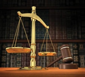 Legal Reasoning. The Scales of Justice