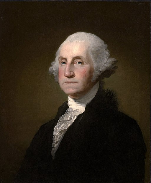 George Washington in service to his country