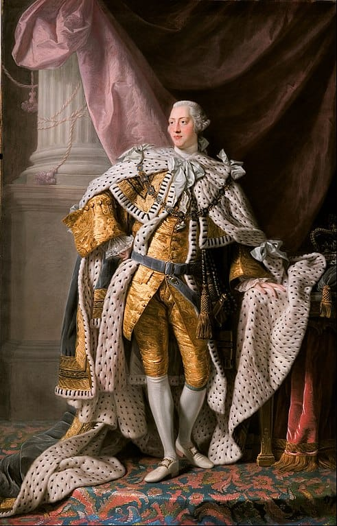 George III in service to himself