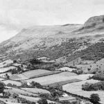 Antrim Mountains in North Ireland have good grazing slopes