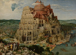 Tower of Babel Pieter Brueghel the Elder