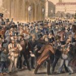 Black Friday in Vienna, Panic of 1873, followed by a long depression