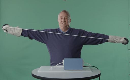 Bob Gore stretching thread of teflon