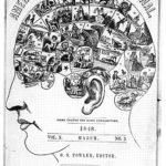 Discredited phrenology uses physical markers to describe people's traits