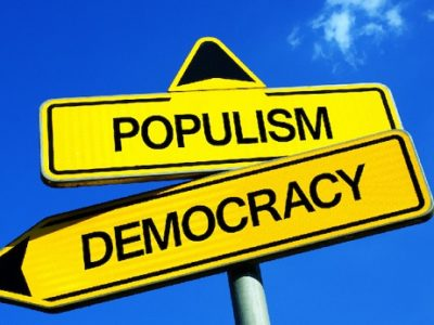 Populism sounds like popular