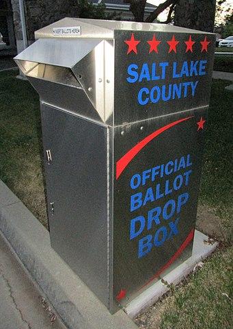 Official Ballot Dropbox